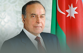 Heydar Aliyev and the Azerbaijani Police